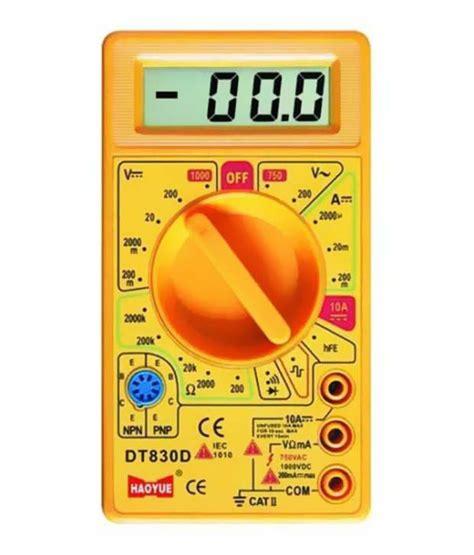 Multimeter Digital Multitester Digital Maxpower haoyue dt830d digital multimeter multitester with lcd disply buy haoyue dt830d digital