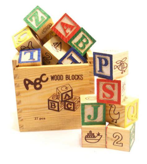 Abc Balok Kayu Wooden Block jual mainan kayu edukatif wooden block balok kayu abc