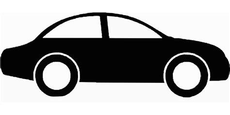 Auto Neu Anmelden by Kostenlose Vektorgrafik Auto Silhouette Fahrzeug