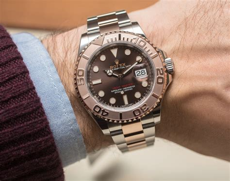yacht master 1 rolex yacht master 40 watch hands on ablogtowatch