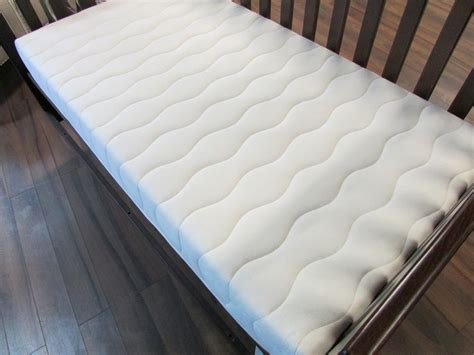 Green Sleep Natural Rubber Crib Mattress Soma Organic Mattress For Crib