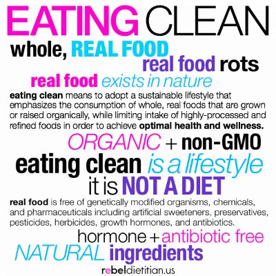 Healthy Food Diet Eat Clean the clean delusion 171 science based medicine