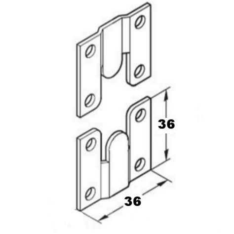 flush mount brackets for headboards 5 pairs of flush mount hidden slide picture headboard wall