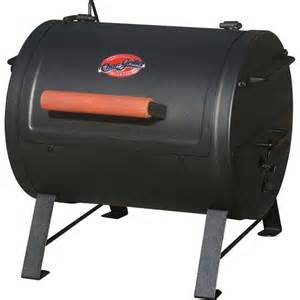 Small Smoker Char Griller 250 Sq Inch Table Top Charcoal Grill And
