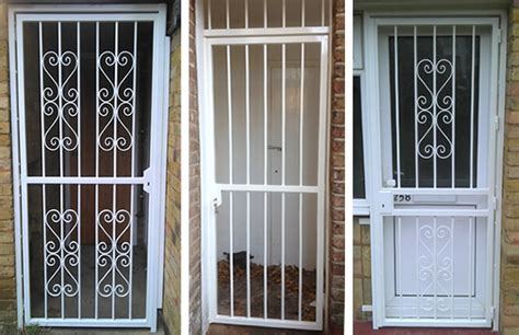 front door security gates rsg3000 security door gates residential commercial