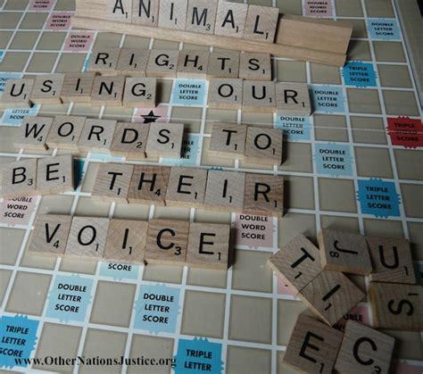 ar scrabble word arscrabble advocacy for animals