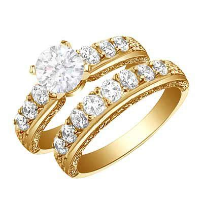 Inexpensive Wedding Rings by Inexpensive Wedding Rings Cheap Gold Wedding Ring Sets