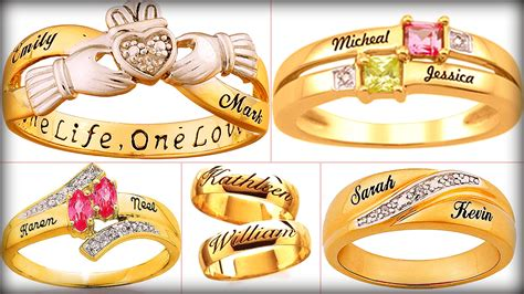 new popular wedding rings kerala wedding ring with name