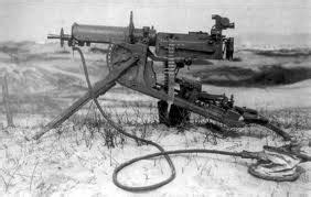 dehumanization of warfare implications of new weapon technologies books machine guns terrifying technology of wwi
