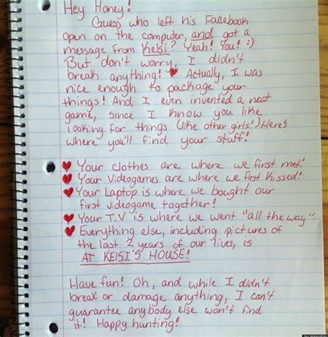 breakup letter breakup this might be the best breakup letter