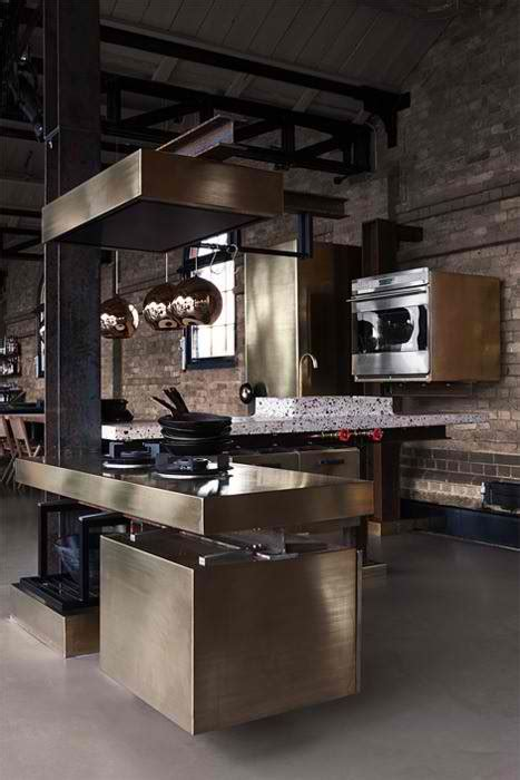 10 stylish aluminium stainless steel kitchen designs