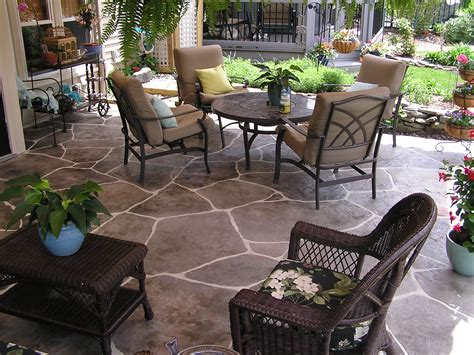 Plan the Perfect Concrete Patio Design for Your Home