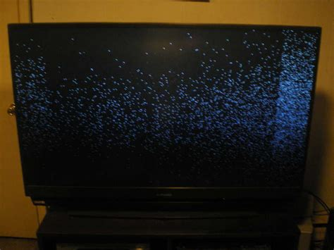 white dots on mitsubishi projection tv black and white dots on mitsubishi tv the knownledge