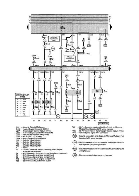 2001 vw beetle 2 0 wiring diagram efcaviation