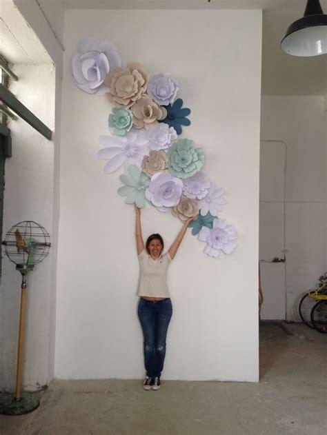 fiori di carta crespa giganti oltre 25 fantastiche idee su fiori di carta giganti su