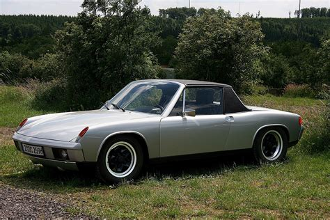 porsche 914 technical details history photos on better