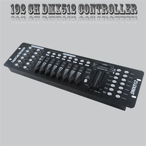 stage lighting for sale ebay 192 channels dmx512 controller console for stage light