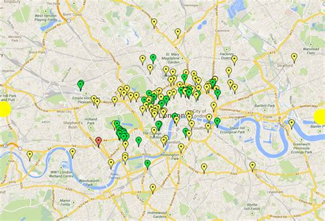 design online map london design festival 2013 guide to our interactive map