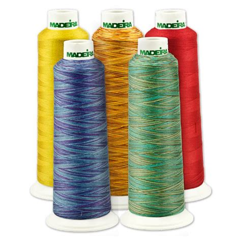new madeira aeroquilt premium quilting thread surprises