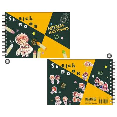 zuan sketchbook amiami character hobby shop hetalia axis powers