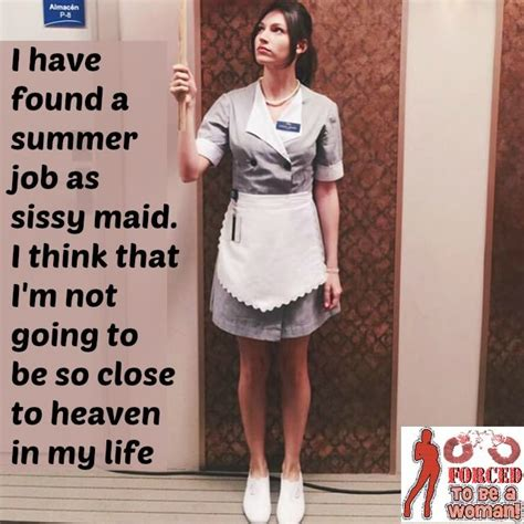 feminization to the job tg captions and more summer job tg caps pinterest