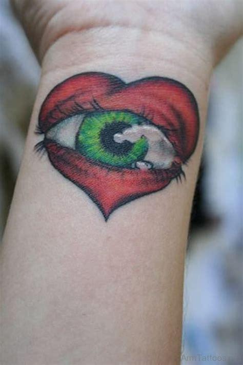 eyeball tattoo heart 57 expensive eye tattoos on arm