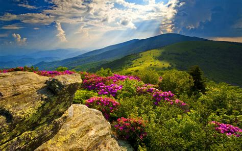 desktop wallpaper blue ridge mountains blue ridge mountains desktop wallpaper wallpapersafari