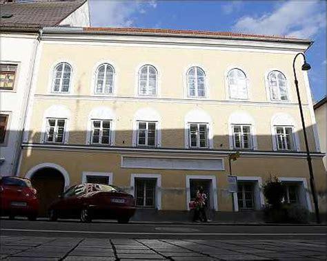 hitler born house austria plans to seize house where hitler was born