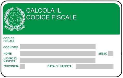 lettere codice fiscale come fare ricerca codice fiscale da partita iva lettera43 it