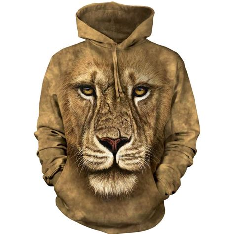 Hoodie The Jungle Warriors Thor Cloth warrior hoodie the mountain clothingmonster