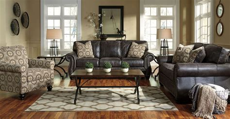 Breville Charcoal Living Room Set From Ashley 80004 38 35 Charcoal Living Room Furniture