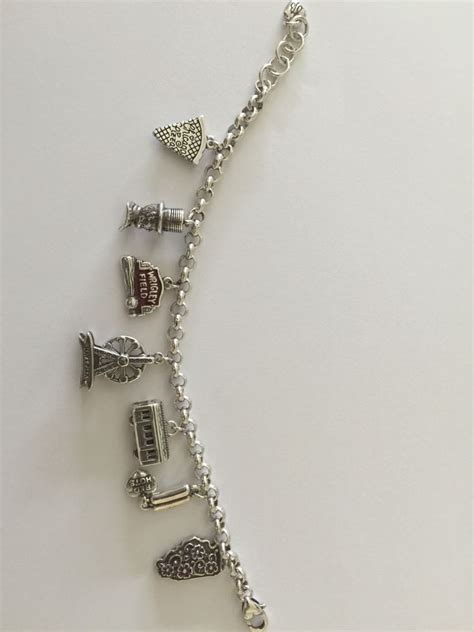 brighton illinois state charm bracelet for sale in euless