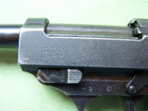 Sale Import 6271 mauser svw 45 made gray ghost p 38 picture 5