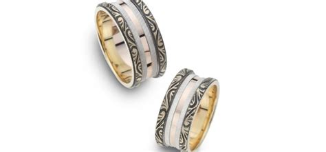 Ausgefallene Paar Ringe by Ausgefallene Trauringe 187 Ringe Form Trauringe Paare