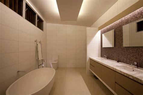 modern house bathroom coolum bays beach house designed by aboda design group