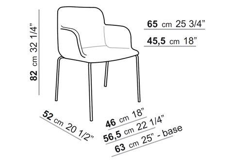 brianza sedie brianza arflex sedia con braccioli milia shop