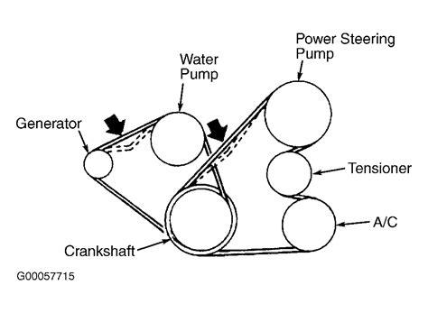 2001 mitsubishi montero sport belt diagram diagram 2001 mitsubishi montero 2001 honda crv diagram
