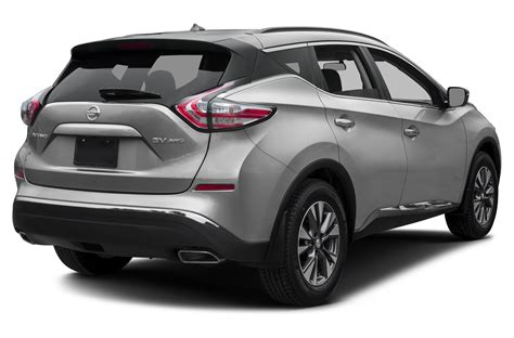 nissan murano 2017 new 2017 nissan murano price photos reviews safety