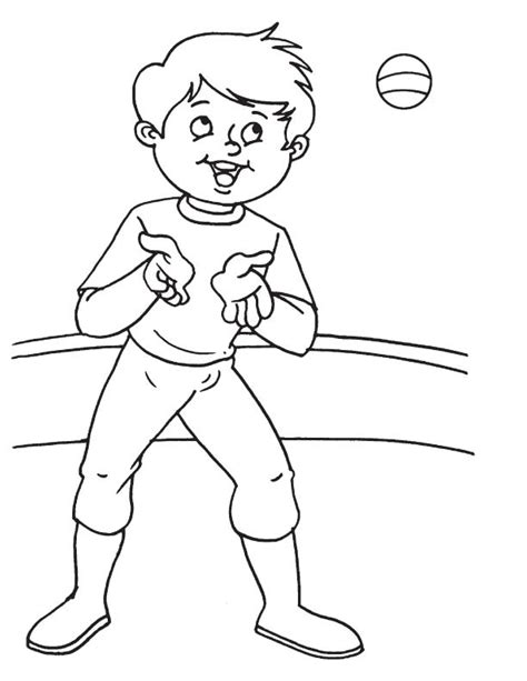 Catching Coloring Pages by Catching Position Coloring Page Free Catching