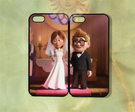 Casing Iphone 5 5s Pan Custom ellie and carl cases iphone 5 iphone 4s iphone 4