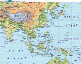 map of eastern east asia the wiki