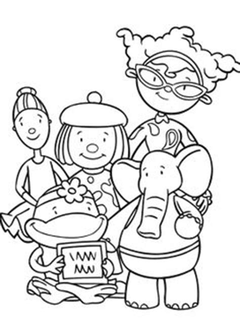 Bunnytown Coloring Pages | 1000 images about playhouse disney on pinterest lilo
