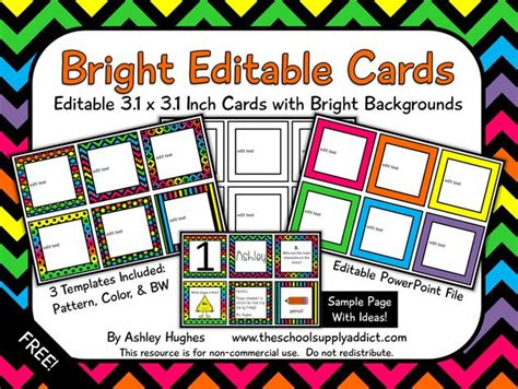 Task Card Template Ppt by 1000 Images About Pre K Clipart On Around