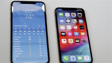 apple iphone xr vs xs vs xs max specifications features compared tech hindustan times