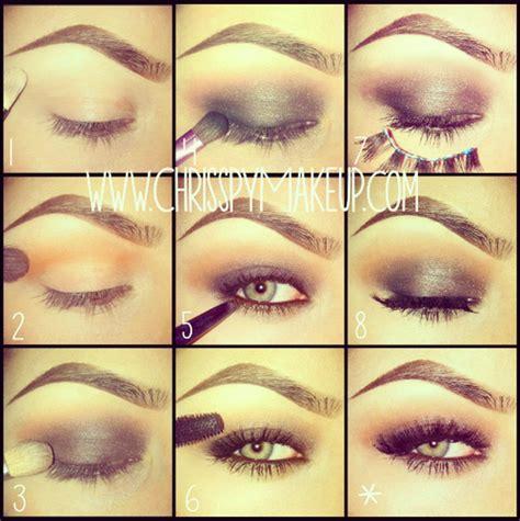 video sexy smokey eyes step by step easy smokey eyes step by step chrisspy makeup