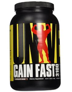 Diskon Promo Universal Gain Fast 2 55lbs Buy Universal Nutrition Gain Fast 3100 Chocolate