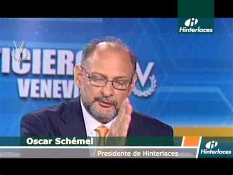 oscar schemel oscar sch 233 mel de cara a parlamentarias 2015 chavismo debe