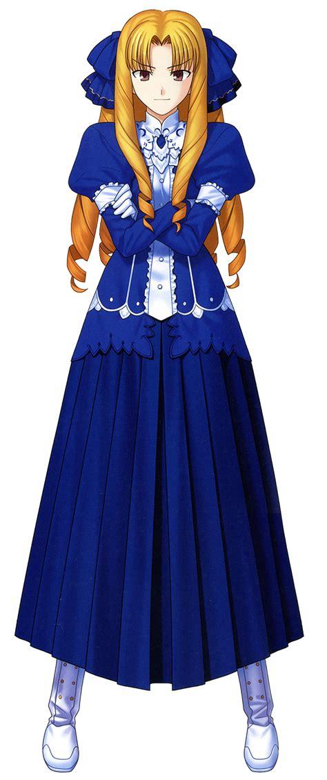 Luvia Dress by Luviagelita Edelfelt Type Moon Wiki Fandom Powered By