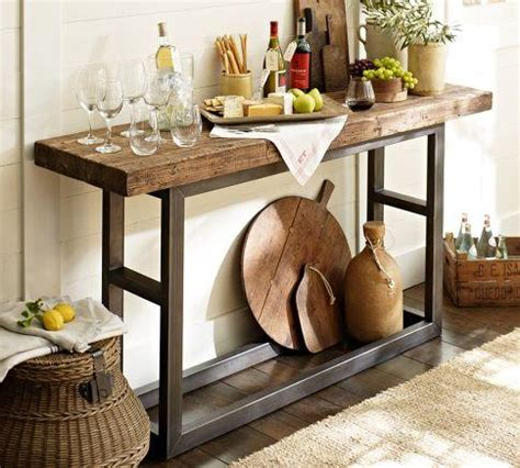 Pottery Barn Griffin Dining Table Griffin Console Table Pottery Barn