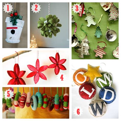 Simple Handmade Decorations - ornaments wine glue